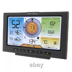 5 In 1 Weather Station with WiFi Connection to Weather Underground IndoorOutdoor