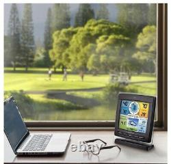 5 in 1 Home Wireless Weather Station Sensor Humidity Wind Temperature Speed