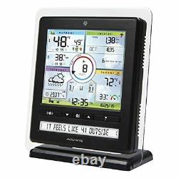 5-in-1 Wireless Weather Station Sensor with Smart PC Phone Connect Remote Monitor