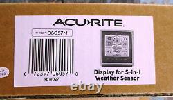 ACURITE 01528MCB Weather Station With Dispay 06057M & AcuRite Access 09155M