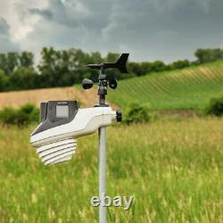 AcuRite 01004M Atlas Weather Station With Lightning Detection HD Display