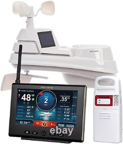 AcuRite 01024M Pro Weather Station with HD Display, Lightning Detector, Rain