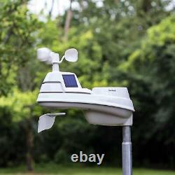 AcuRite 01024M Pro Weather Station with HD Display Lightning Detector Rain Wi