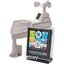 AcuRite 01036M Wireless Weather Station with Programmable Alarms, PC Connect, 5