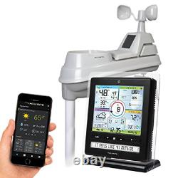 AcuRite 01536 Wireless Weather Station with PC Connect, 5-in-1 Weather Sensor My