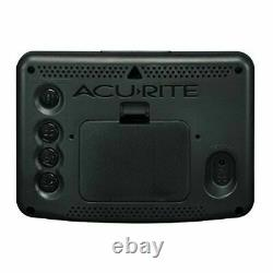 AcuRite 02027A1 Color Weather Station with High Low Temperature Black Display