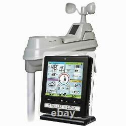 AcuRite Iris Professional 5-in-1 Weather Station with PC Connect Display 01536M
