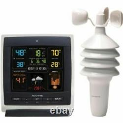 AcuRite Pro Color Weather Station with Wind Speed 330 ft