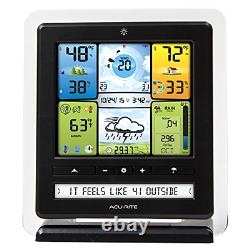 AcuRite Pro Weather Station with PC Connect, 5-in-1 Weather Sensor and Remote