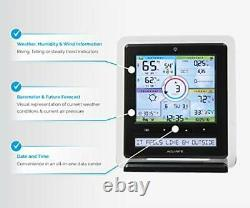 AcuRite Wireless Home Station (01536) with 5-1 Sensor Weather Monitoring