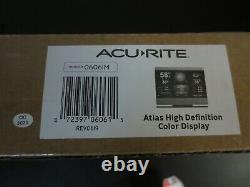 Acurite Atlas High Definition Touchscreen Weather Station Display Add-On 06061M