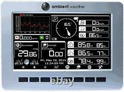 Ambient Weather WS-1001-WIFI-CONSOLE Console for WS-1001 Series Weather Station