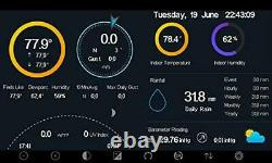 Ambient Weather WS-2000 Smart Weather Station with WiFi Remote Monitoring