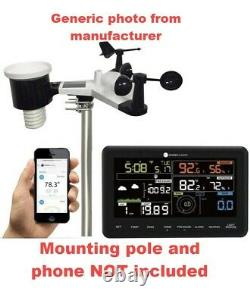Ambient Weather WS-2902B 2902 Wireless Personal Weather Station