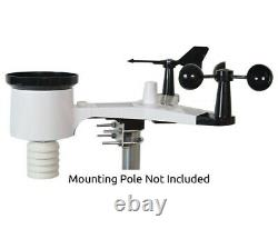 Ambient Weather WS-2902C Wireless Weather Station