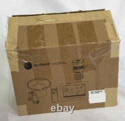 Ambient Weather WS-5000 Ultrasonic Professional Smart Weather Station