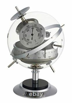 Analog Weather Station Machinery Barometer View Thermometer Hygrometer NEW 2017