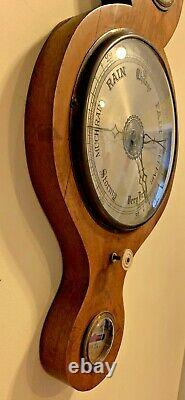 Antique Weather Station Barometer/Manometer/Thermometer DOES NOT OPERATE
