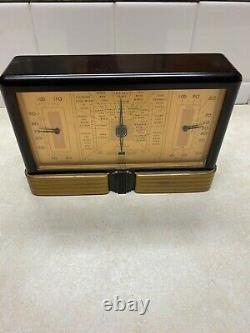 Art Deco Taylor Stormoguide Weather Station