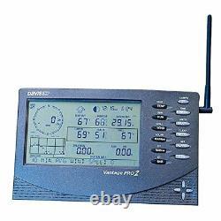 Davis Instruments 6152 Vantage Pro2 Wireless Weather Station with Standard Ra