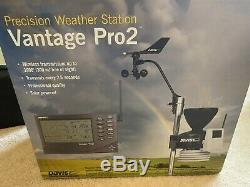 Davis Instruments 6152 Weather Station-Vantage 2 Pro Used & WeatherLink Live