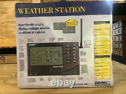 Davis Instruments 6152 Weather Station-Vantage 2 Pro Wireless New in Box