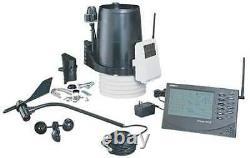 Davis Instruments 6163 Wireless Weather Station, Fan, Uv Sensor