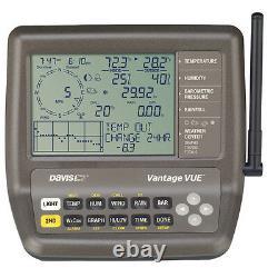 Davis Instruments 6351 Vantage Vue Wireless Console/2nd Station Weather Receiver