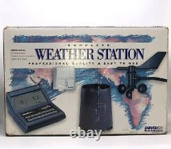 Davis Instruments Weather Monitor II 7440 Professional Home Weather Station