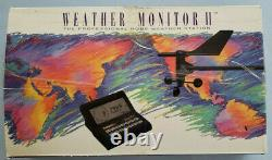 Davis Instruments Weather Monitor II Professional Home Weather Station, Open Box