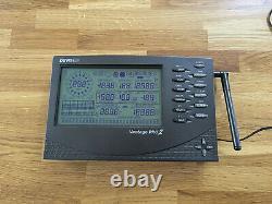 Davis Vantage Pro 2 6312UK Wireless Weather Station Console Receiver 6152UK