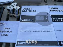 Davis Vantage Pro2 Wireless Weather Station with fan & IP Data Logger/software
