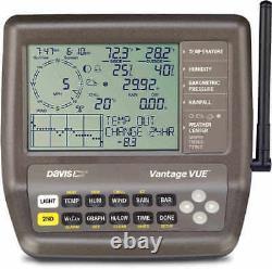 Davis Vantage Vue Wireless Weather Station English