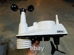 Davis Vantage Vue Wireless Weather Station & Software BUNDLE