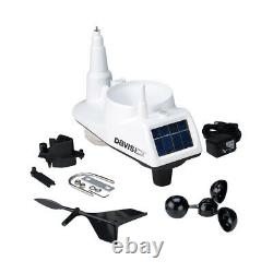 Davis Vantage Vue Wireless Weather Station Temp Humid Wind Rain Sensor 6250