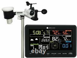 Estacion Meteorologica Wifi Inteligente Ws-2902a Con Monitoreo Remoto Y Esta