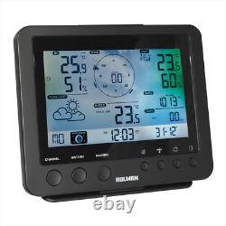 Holman Aspect WiFi Analyst Weather Station outdoor weather vane, data panel incl