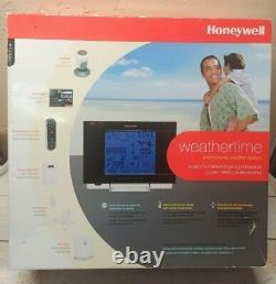 Honeywell TE923W Professional Weather Station Rain Gauge Barometer Thermometer