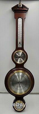 Howard Miller Clock & Weather Station 30 Model 612-718