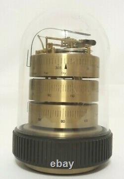 Howard Miller Germany Weather Station Barometer Thermometer Hygrometer 612-663