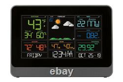 La Crosse C83100 Complete Personal WiFi Weather Station Accuweather