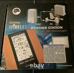 La Crosse Technology WS-2315 AL Pro Wired Wireless Home Weather Station