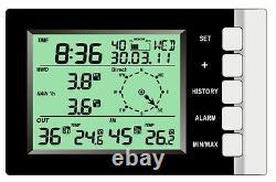 Moonraker WS200 Pro Professional Solar Weather Station