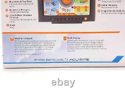 NEW AcuRite 5-in-1 Weather Station with Wi-Fi WIND Outdoor & Weather Underground