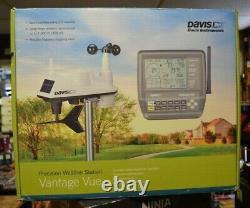 NEW Davis Instruments 6250 Vantage Vue Wireless Weather Station FAST FREE SHIP
