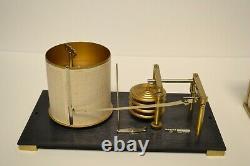 Naudet Barometer Recording weather station