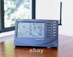 New Davis Vantage Pro2 wireless weather station console with PSU 6312UK