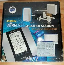 New La Crosse Technology WS-2315 AL Pro Wired Wireless Home Weather Station
