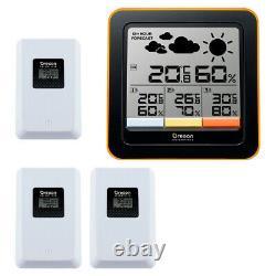 Oregon Scientific RAR502X Multi-Zone Weather Station