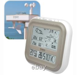 Oregon Scientific WMR500 Professional All-In-One In/outdoor Weather Station